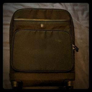 Victorinox rolling small suitcase